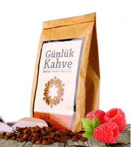 Frambuazlı Türk Kahvesi